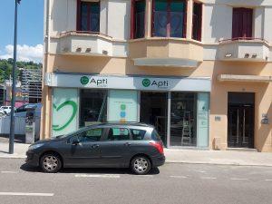 Apti façade